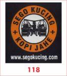 118. SEGO KUCING