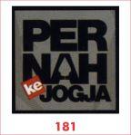 181. PERNAH KE JOGJA