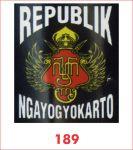 189. REPUBLIK NGAYOGYAKARTO