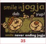 35. SMILE IN JOGJA