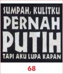 68. PERNAH PUTIH